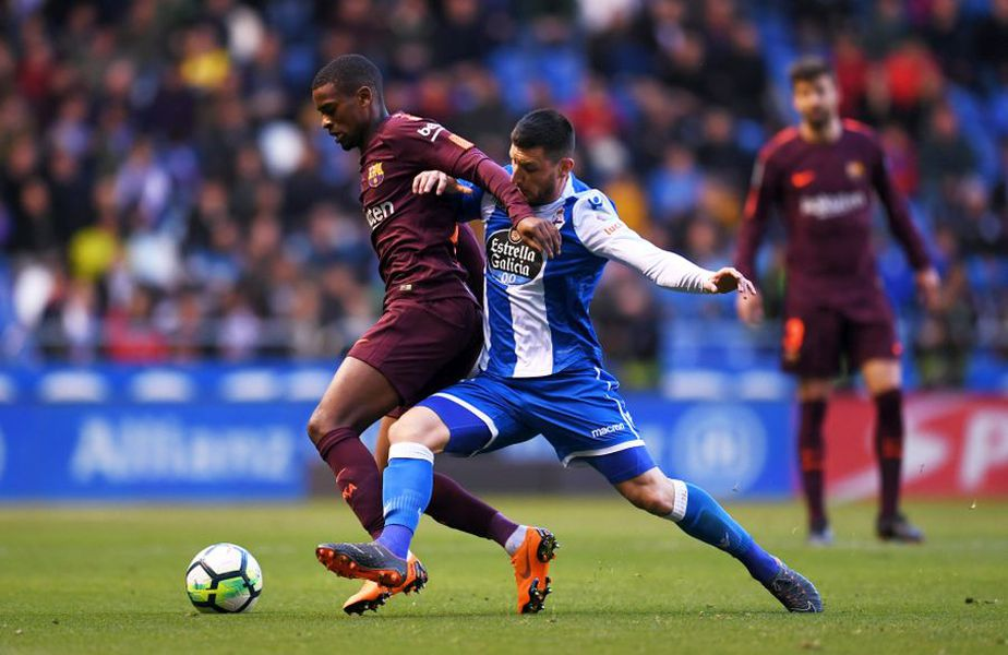 Borja Valle s-a călit în dueluri tari din La Liga și din divizia a doua spaniolă // foto: Guliver/gettyimages
