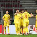 România este lider în grupa de Liga Națiunilor după două runde