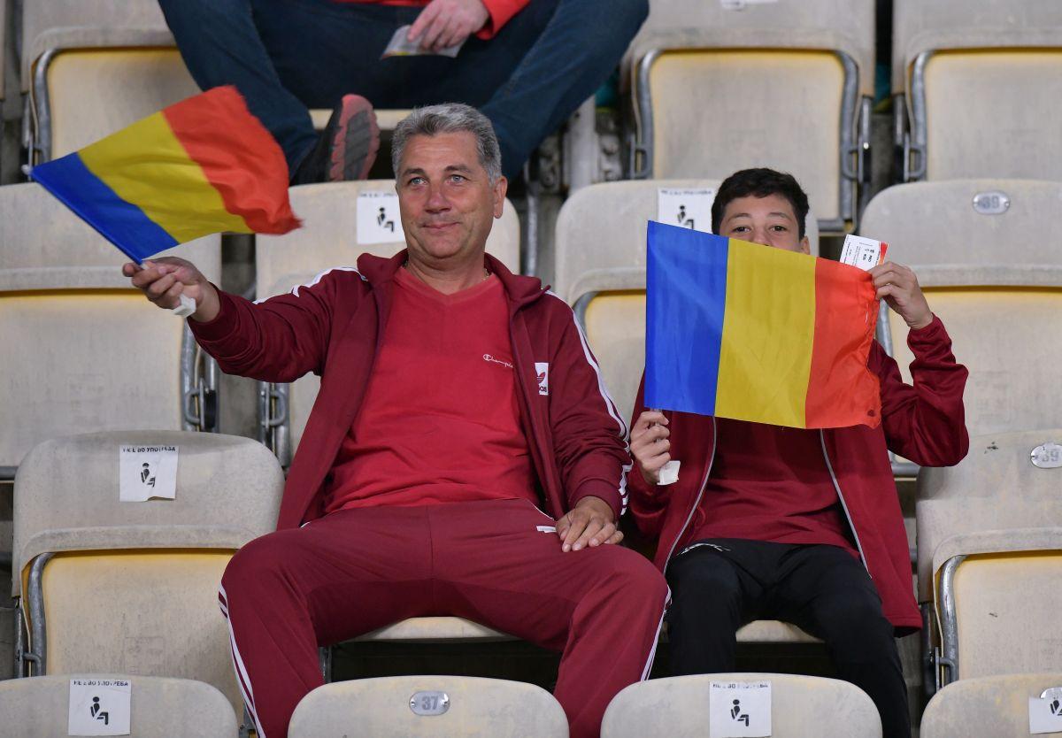 FOTO Macedonia de Nord - România, meci, 08.09.2021