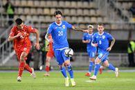 """Macedonia de Nord - România 0-0 » """"Tricolorii"""" rămân în cărți pentru baraj! Clasamentul grupei"""