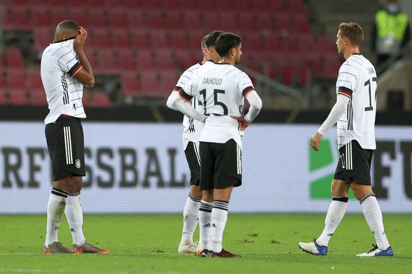 Germania a remizat cu Turcia într-un meci amical, scor 3-3. Nemții au condus de 3 ori! // foto: Guliver/gettyimages