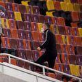 Rufo Collado, directorul sportiv al lui Dinamo, nu a apreciat atitudinea celor de la FCSB, din derby-ul câștigat cu 3-2.