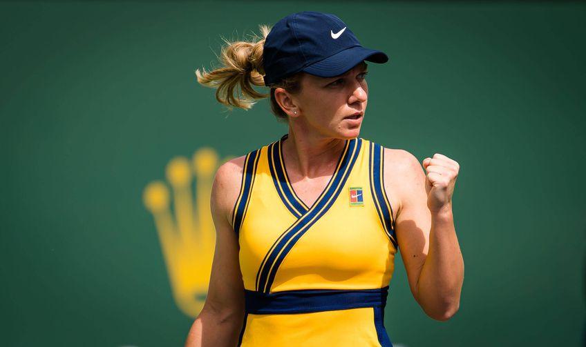 Simona Halep (30 de ani, 17 WTA) a învins-o pe ucraineanca Marta Kostyuk (19 ani, 48 WTA), scor 7-6(2), 6-1 și s-a calificat în turul 3 de la Indian Wells. Sorana Cîrstea (31 de ani, 40 WTA) a avansat și ea fără probleme.