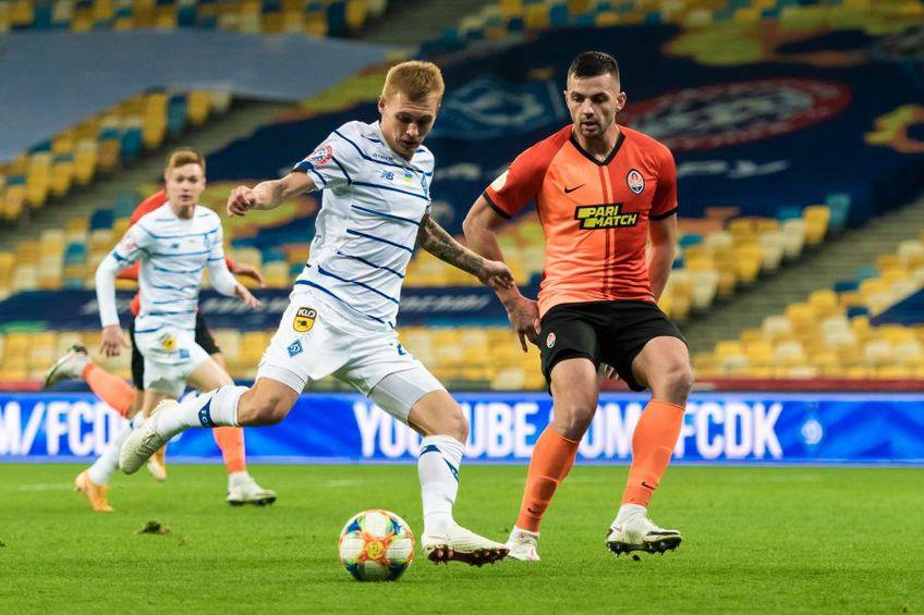Dinamo Kiev - Șahtior 0-3 // foto: Facebook @ FC Dynamo Kyiv