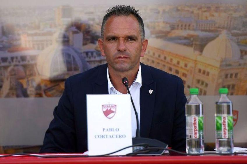 Pablo Cortacero, acționar majoritar Dinamo