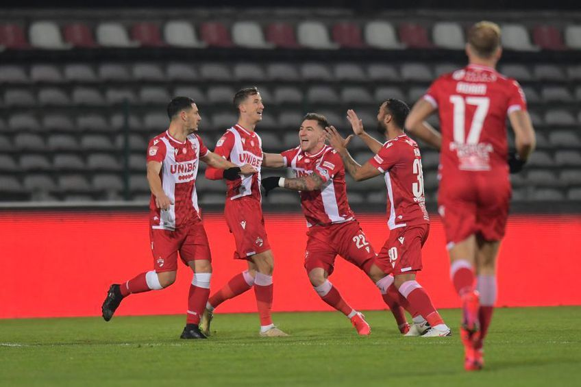 Jucătorii sunt neplătiți cu lunile la Dinamo
