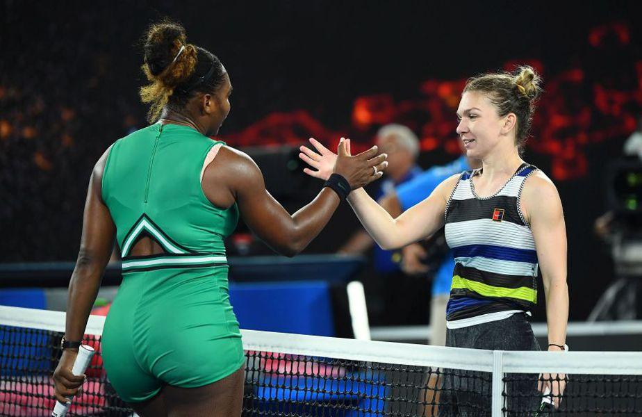 Simona Halep și Serena Williams vor fi carantinate la Adelaide, înainte de Australian Open. Sursă foto: Guliver/Getty Images