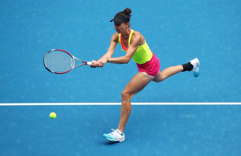 Mihaela Buzărnescu, la Australian Open 2019 // foto: Guliver/gettyimages