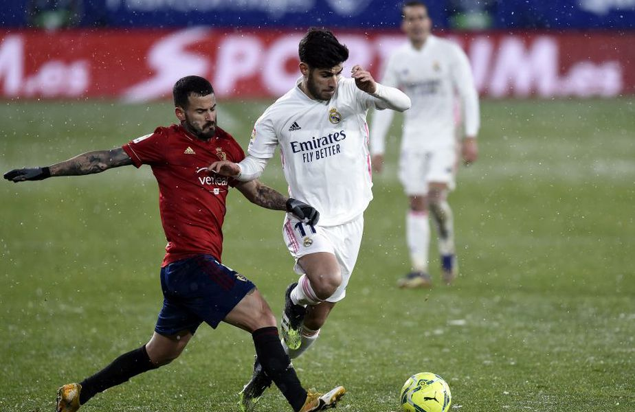 Osasuna - Real Madrid // foto: Guliver/gettyimages