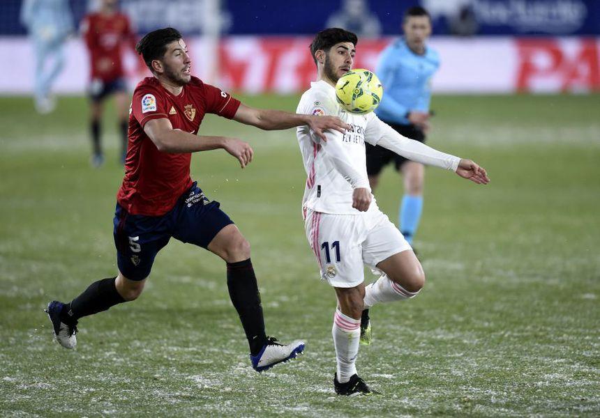 Osasuna - Real Madrid La Liga // 09.01.2021