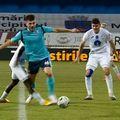Chindia nu a primit penalty la această fază din meciul cu Gaz Metan