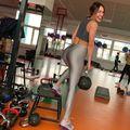 Ioana, soția lui Gabi Tamaș, arată impecabil la 36 de ani.