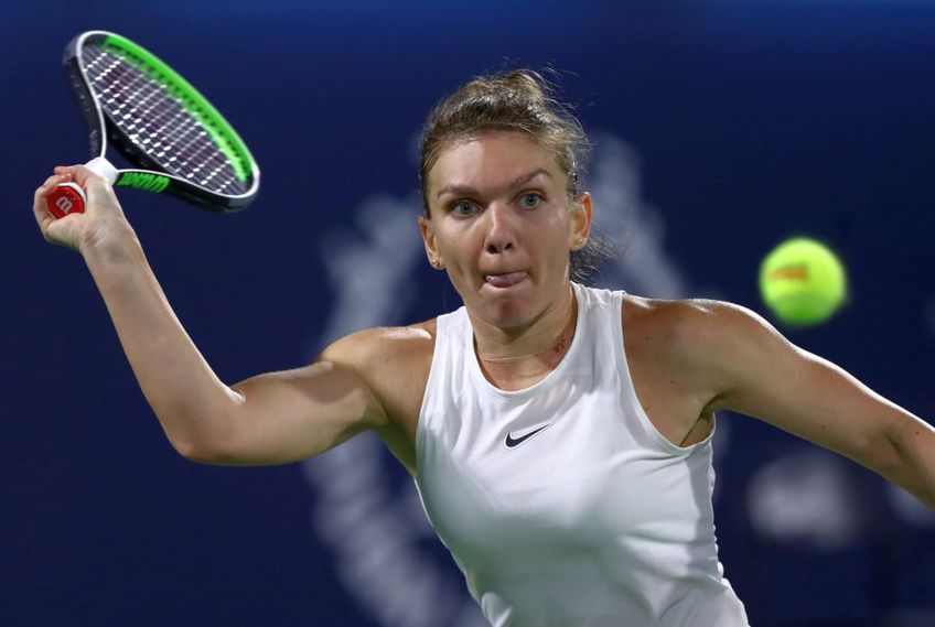 Simona Halep // FOTO: Guliver/GettyImages