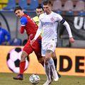 Stefan Așkovski, în duel cu Florin Tănase // foto: Imago