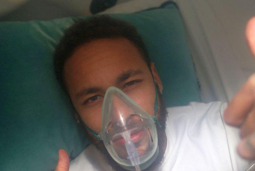 Neymar ratează și returul cu Barcelona din Liga Campionilor