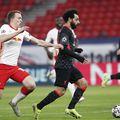 Liverpool, puternic afectată înaintea returului cu Leipzig din Liga Campionilor