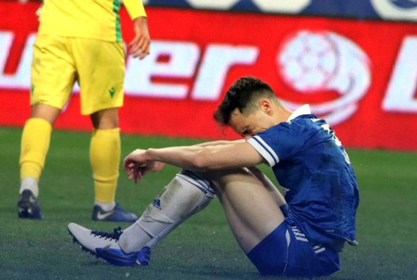 FC U Craiova - Mioveni 1-2 FOTO: facebook.com/FCUniversitateaOFFICIAL