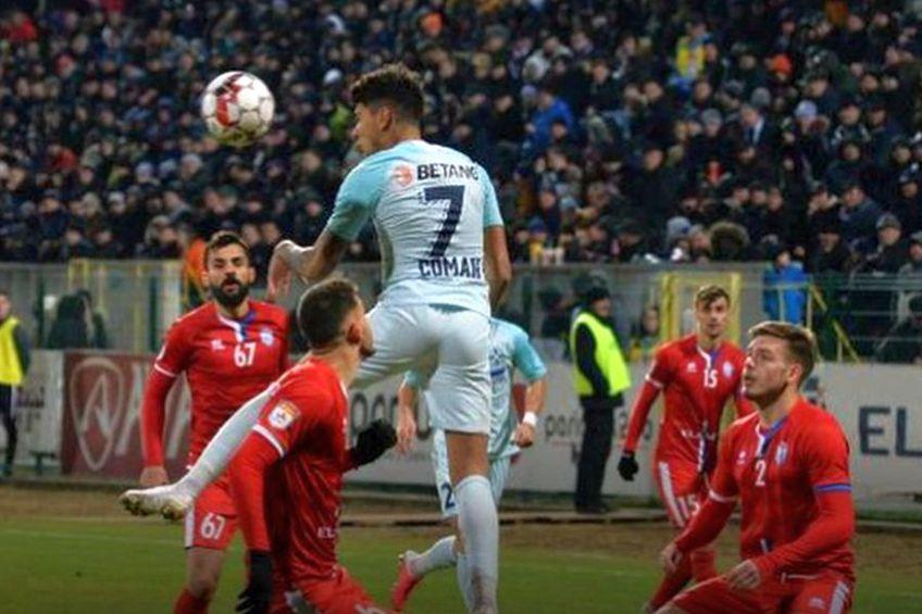 Valeriu Iftime și-ar dori ca Liga 1 să fie reluată la 15 mai. foto: Ionuț Tabultoc