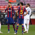 Gerard Pique ar putea juca în Real Madrid - Barcelona // foto: Guliver/gettyimages