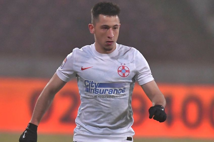Olimpiu Moruțan (21) FOTO FCSB