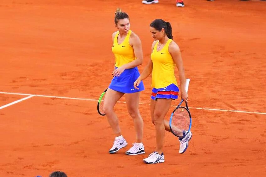 """Simona Halep (29 de ani, 3 WTA) nu va juca împotriva Italiei, în play-off-ul Grupei Mondiale din""""Billie Jean King Cup"""", fosta Fed Cup."""
