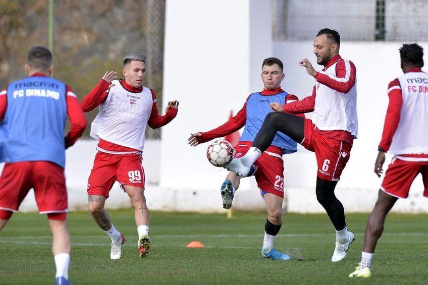 Robert Moldoveanu (22 de ani) și Ricardo Grigore (22 de ani) nu renunță la dorința de a deveni liberi de contract. Cei doi vor și banii restanți de la Dinamo.
