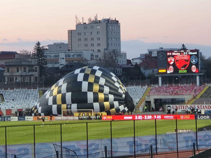 Suporterii lui Dinamo pregătesc un moment unic la meciul cu Academica Clinceni, din ultima etapă a sezonului regulat.