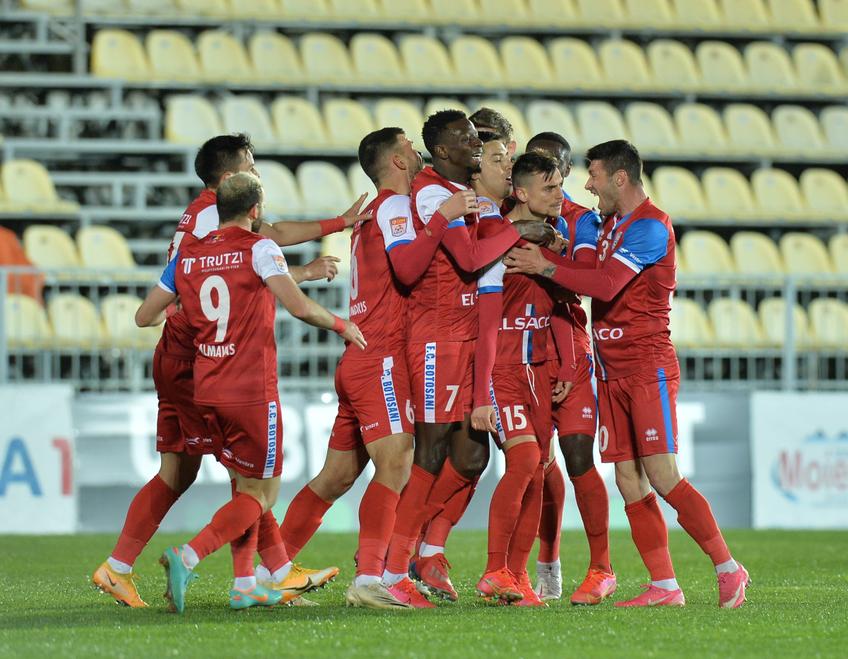 Academica Clinceni și FC Botoșani sunt ultimele două formații calificate în play-off-ul din Liga 1.