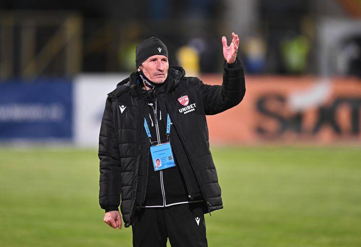 Dinamo - Clinceni FOTO: Raed Krishan