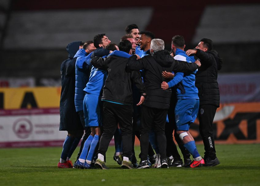 Dinamo - Academica Clinceni 1-3