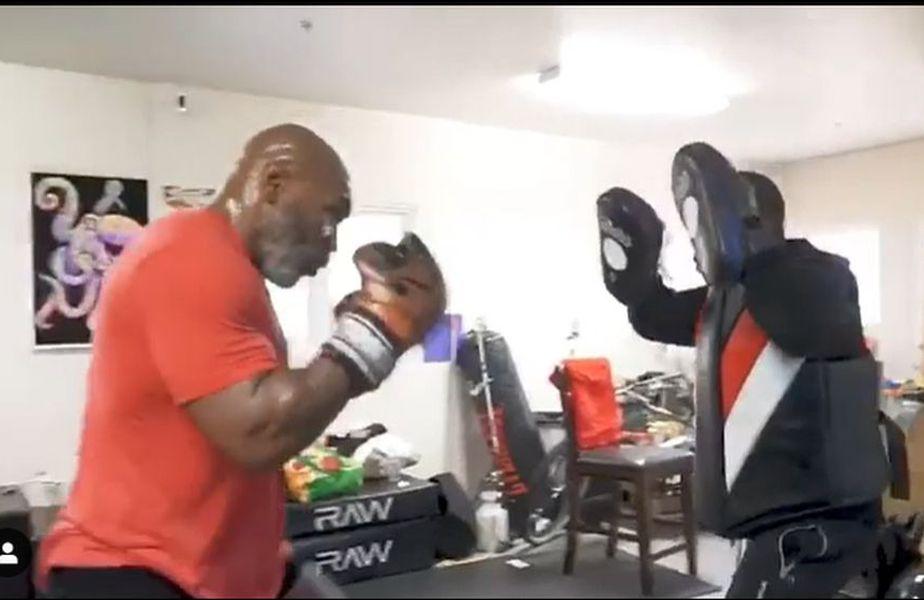 Mike Tyson se gândește să revină în ring