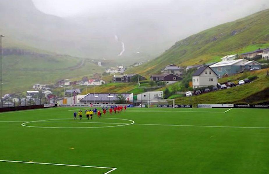 Revine fotbalul în Insulele Feroe. Sursă foto: Twitter @All_in_Global