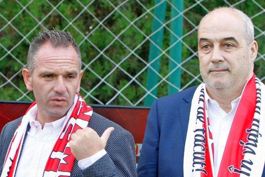 Pablo Cortacero n-a renunțat la Dinamo. FOTO: Telekom Sport