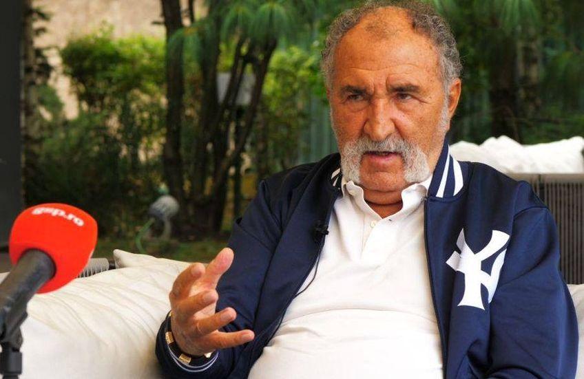 Ion Țiriac vorbește despre situația sportului românesc