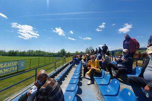 Relaxarea a început la Afumați! Câți oameni au fost prezenți la meciul cu FCSB 2 + de ce au intervenit jandarmii