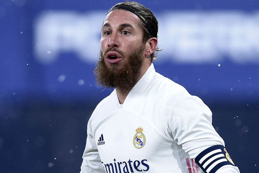 Sergio Ramos, Real Madrid // foto: Guliver/gettyimages