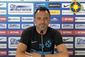 Toni Petrea a confirmat scenariul de coșmar » FCSB, fără un alt titular în finalul de sezon
