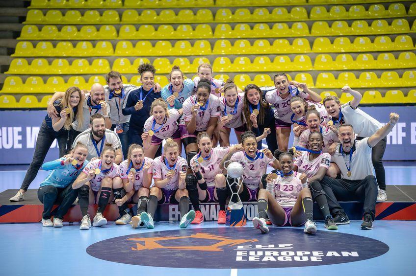 Trofeul EHF European League a zburat la Nantes FOTO Dan Potor