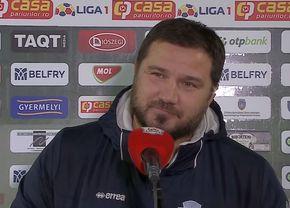 """Croitoru a recidivat! Antrenorul lui FC Botoșani, somat în direct: """"Te credeam mai apt..."""""""