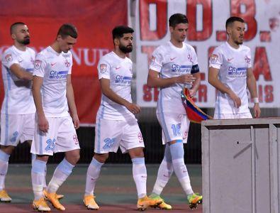 Fotbalistul de la FCSB care nu-l mai suportă pe Gigi Becali și i-a cerut impresarului să-i găsească altă echipă!