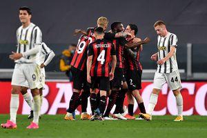 """Juventus - AC Milan 0-3 » Umilită în derby, """"Bătrâna Doamnă"""" cade pe 5 și poate rata Liga!"""