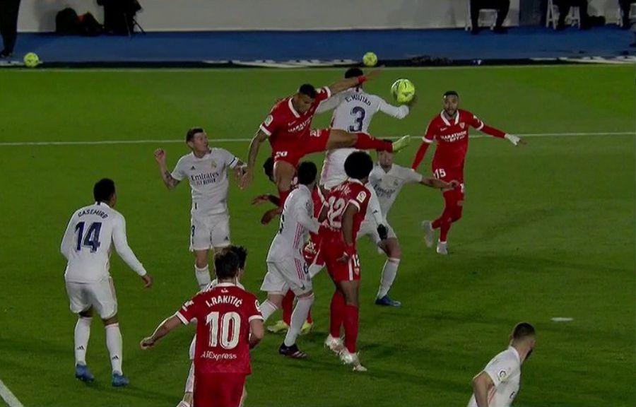 Real Madrid - Sevilla 2-2 » Spectacol total în La Liga! Real ratează șansa de a urca pe primul loc