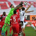 Cristiano Figueiredo în acțiune, pentru Hermannstadt // foto: Imago