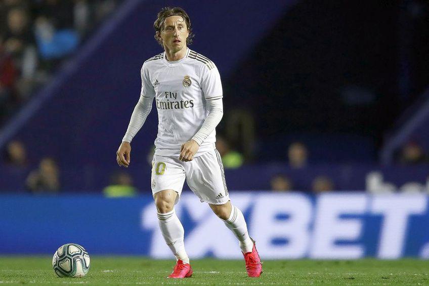 Luka Modric, fost Balon de Aur // sursă foto: Guliver/gettyimages