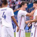 Olivier Giroud a lovit din nou, la ultimul meci de pregătire al Franței pentru Euro 2020, foto: Imago