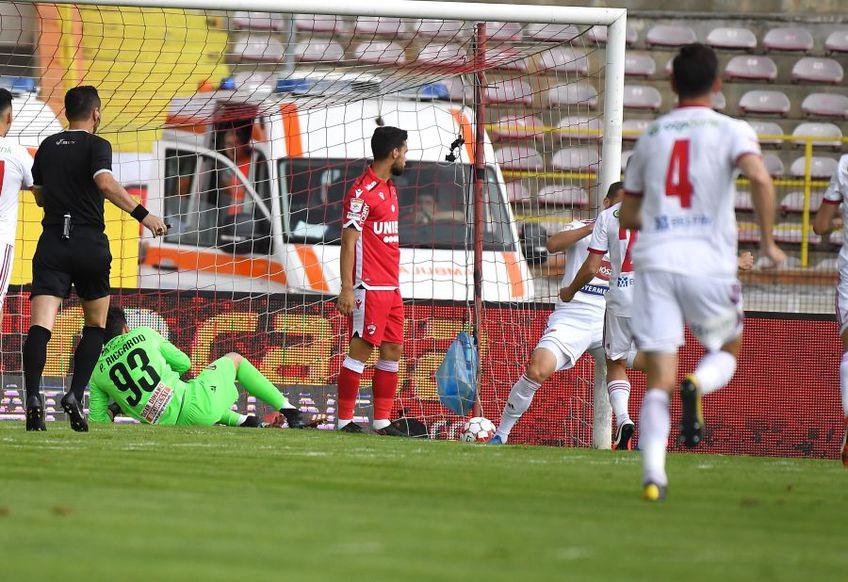 Dinamo și Sepsi pot ajunge la barajul pentru menținerea în Liga 1