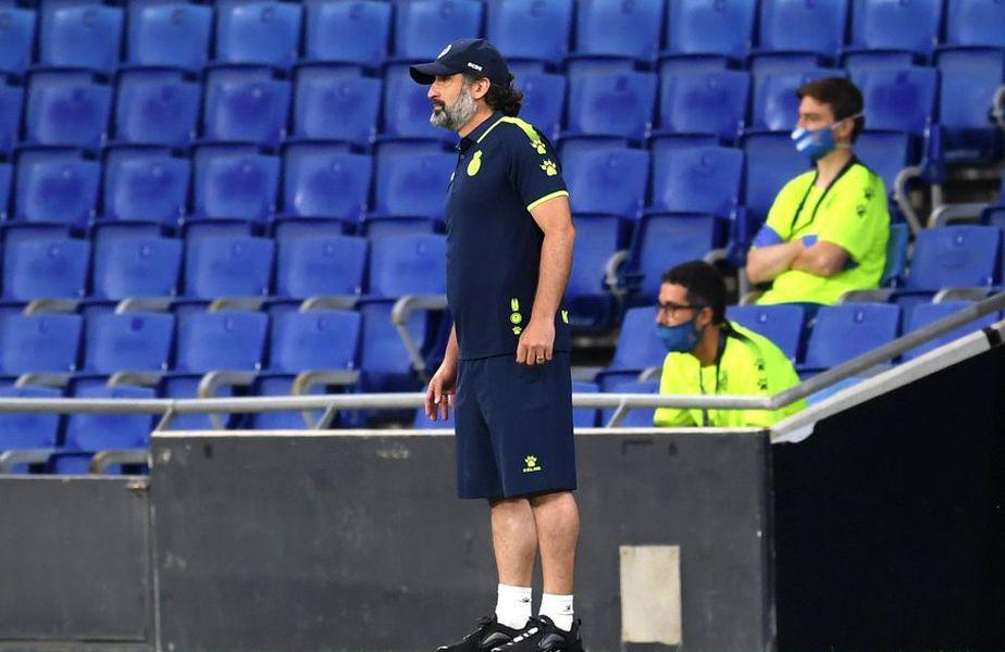 Espanyol a ajuns la patrulea eşec cu Rufete pe bancă // FOTO: Guliver/GettyImages