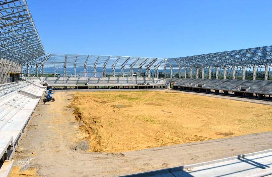 Așa arată stadionul lui Sepsi