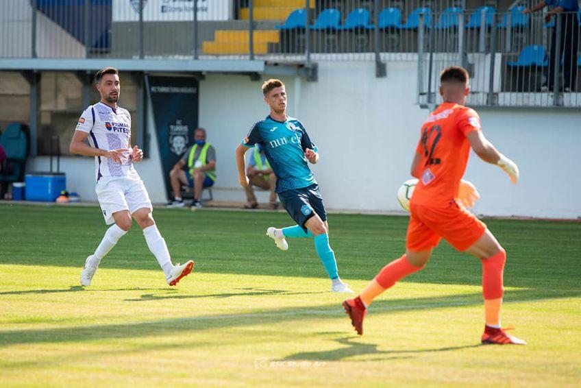FC Argeș se simte nedreptățită în play-off-ul din Liga 2