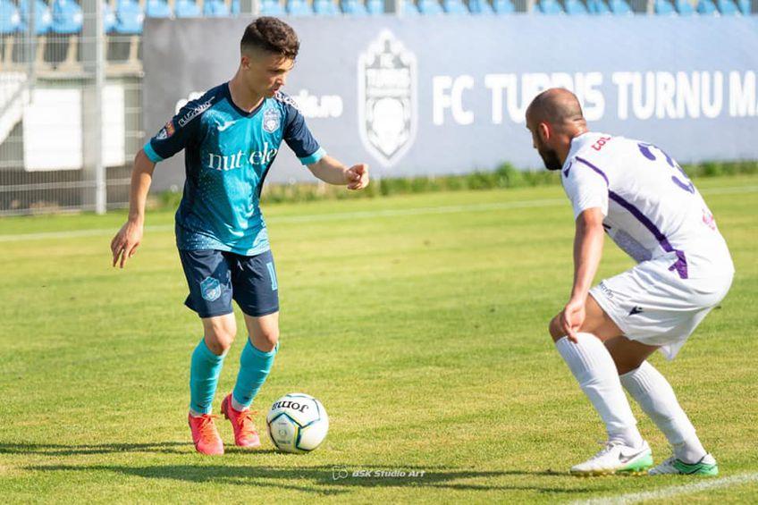 UTA, liderul din Liga 2, joacă primul meci din play-off împotriva lui Turris